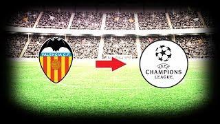 FIFA 18 Carrière Manager Valence FC 6 QUALIFICATION POUR LA COUPE DES CHAMPIONS !