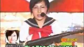 ミラクルひかる、長澤ものまね初披露。2007ものまね紅白。