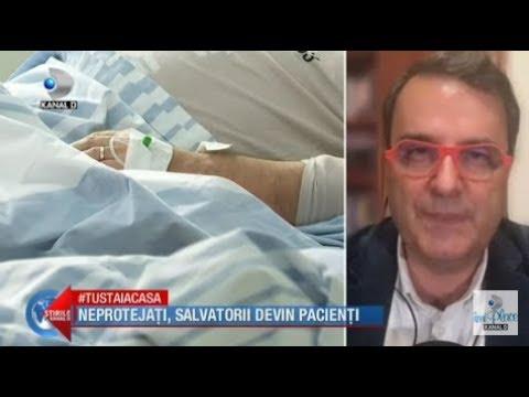 Stirile Kanal D (25.03.2020) - #TUSTAIACASA | Neprotejati, Salvatorii Devin Pacienti