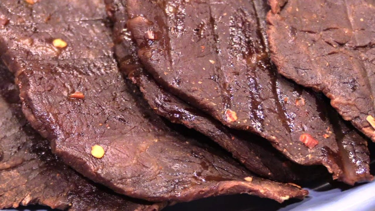 foto How to Make Beef Jerky in the Oven
