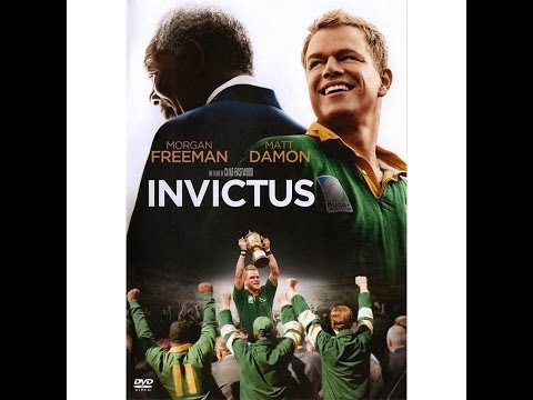 invictus Film on Nelson Mandela