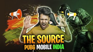 🔥 WHO IS THE SOURCE OF PUBG MOBILE INDIA | LAUNCH DATE | BANDOOKBAAZ