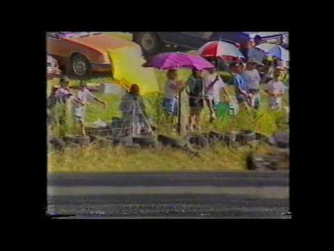 1993 Oceania Kart Championship - Intercontinental A