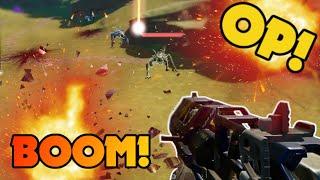 The Cycle Game - GRENADE LAUNCHER  - Detonator Gameplay