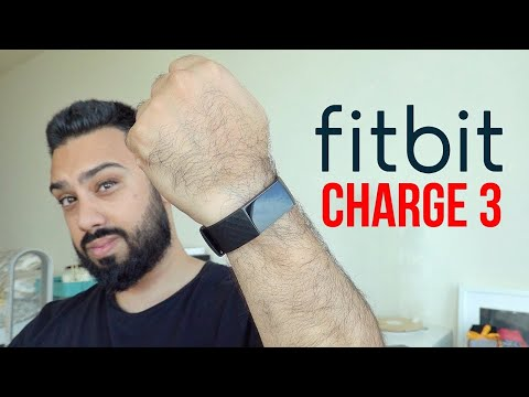 Fitbit Charge 3 REVIEW: 3 Things I Love and Hate!!!