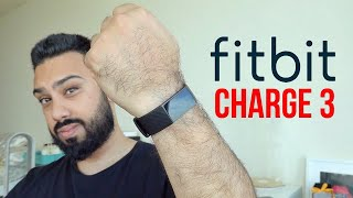 Fitbit Charge 3 REVIEW: 3 Things I Love and Hate !!!