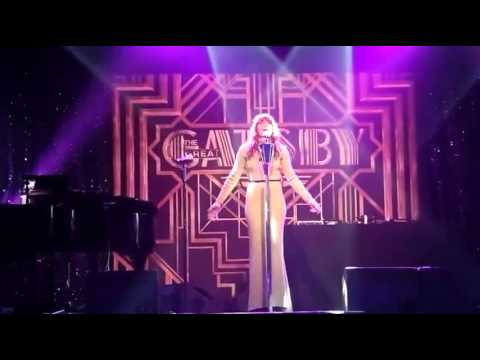 Florence + the Machine - Over the Love (Live at the party of the film 'The Great Gatsby')