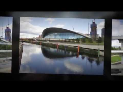 Queen Elizabeth Olympic Park, Emirates Cable Car and Greenwich