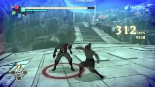 Legend of Korra - Mini Combo Video