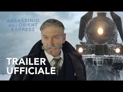 Assassinio sull' Orient Express [Blu-ray]