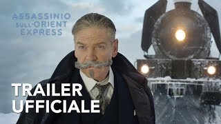 Assassinio sull'Orient Express | Trailer Ufficiale HD | 20th Century Fox 2017