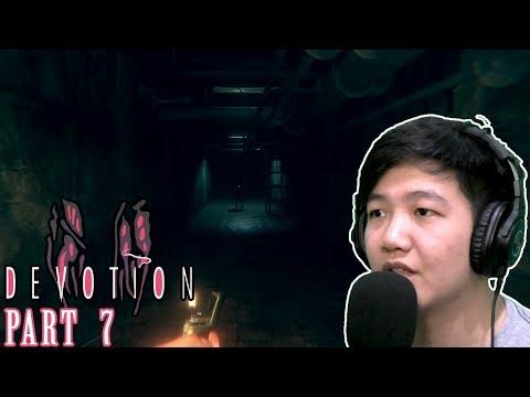 DIKEJER-KEJER ISTRI - Devotion: Taiwanese Horror Game Indonesia - Part 7