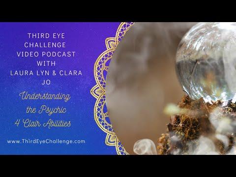 Episode 118 – Understanding the Psychic 4 Clair Abilities