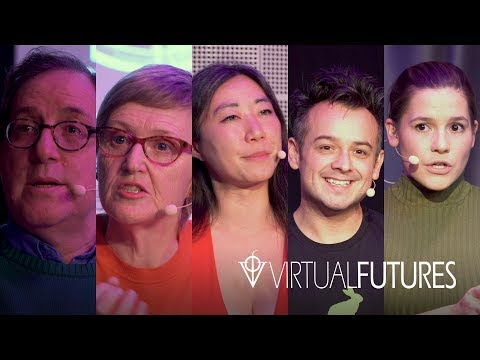 Genetic Perfection | Virtual Futures Salon