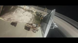 超美麗!【カッシーニの動画完全版】NASAの土星探査機打ち上げから最後瞬間までを映像で公開