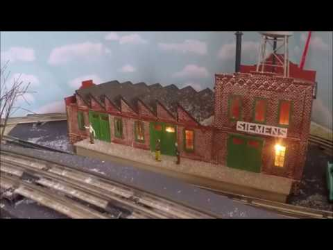 Lionel Trains Accessories and switching yard
