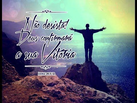 Não desista! Deus confirmará a sua vitória -  Fabio Ferreira