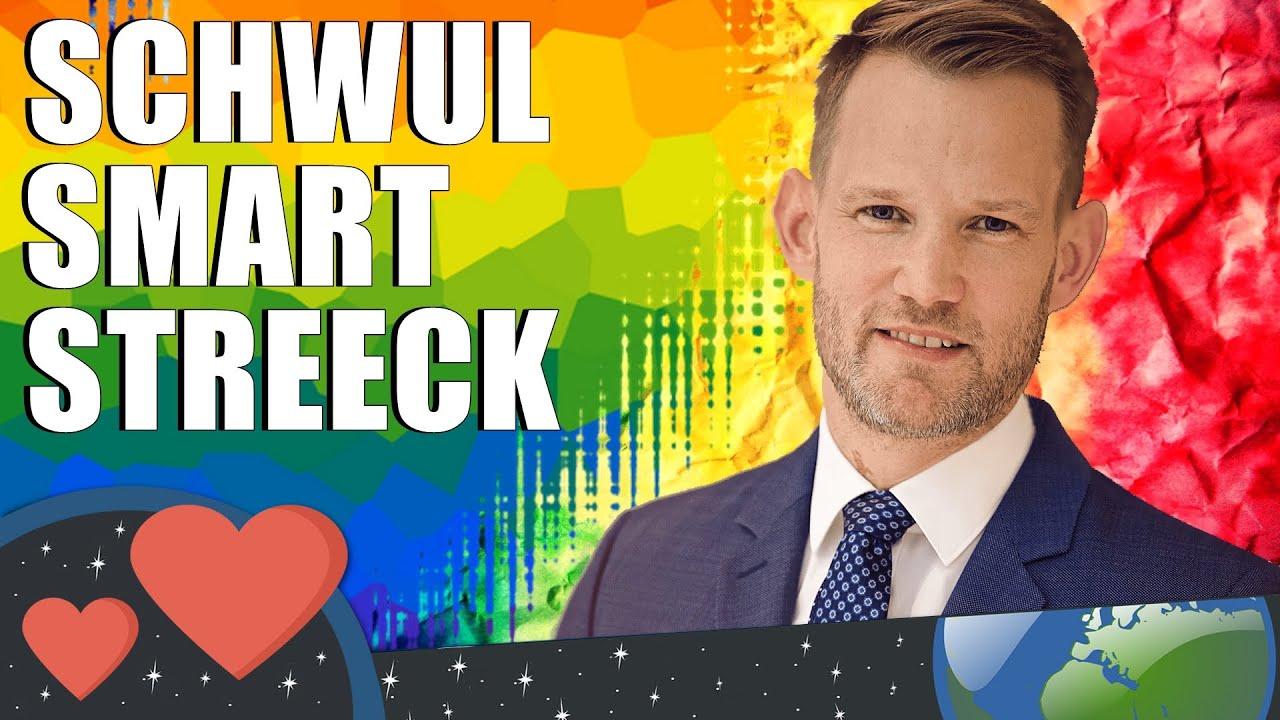 Schwul, Smart, Streeck  Virologe Prof. Hendrik Streeck persönlich