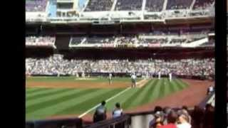San Francisco Giants  vs San Diego Padres