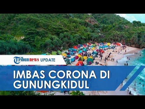 imbas-corona-di-gunungkidul,-3.635-pelaku-wisata-terdampak-dan-rugi-diperkirakan-capai-rp100-miliar