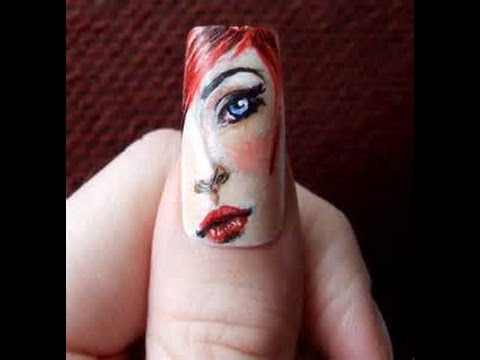 Nail Art Tutorial Nail Art Designs Competition 2016 Youtube