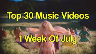 Top Songs Of The Week - July 1 To 6, 2019