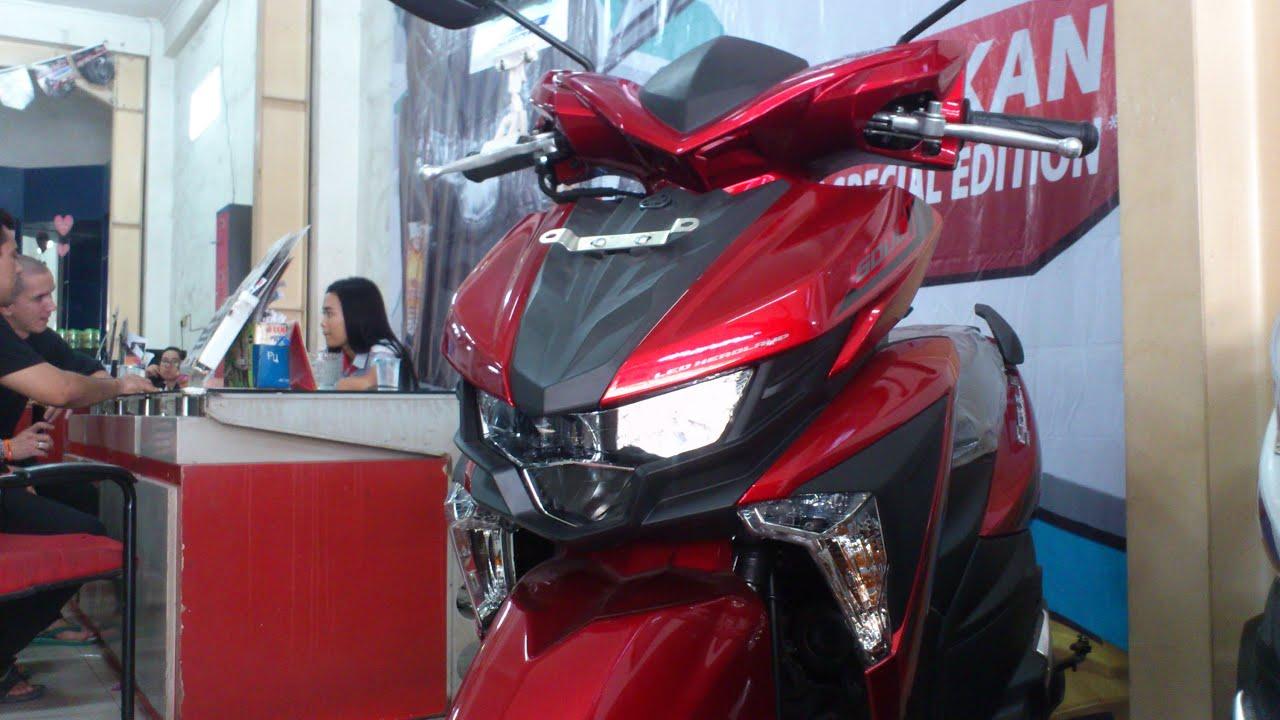 Yamaha Mio Soul GT 125 Terbaru Victory Red