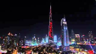 Gentlemen Drivers Magazine - Live Show Ahmed Kseibati : Jaguar F Pace burj Khalifa