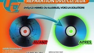 comment nettoyer un cd