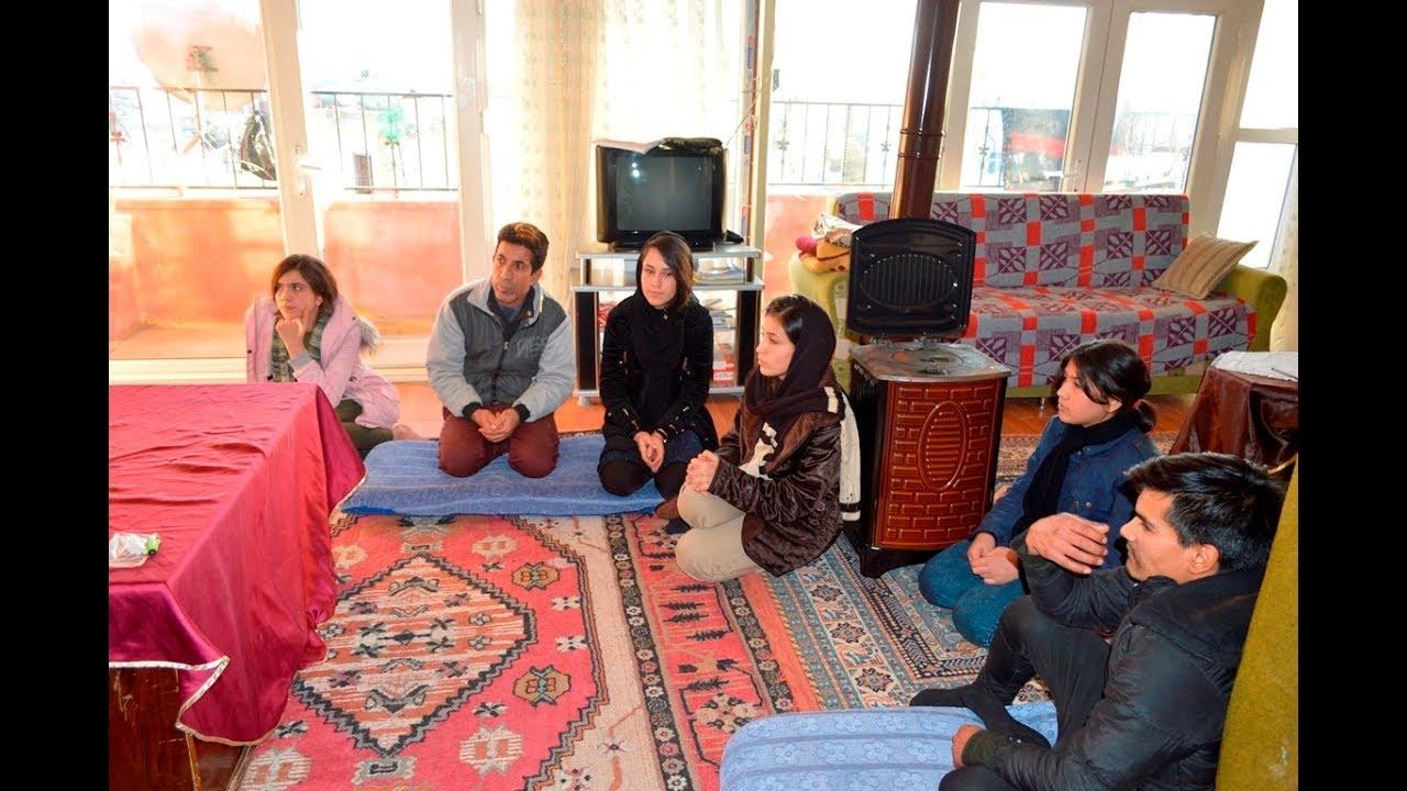 Adıyaman'a Sığınan Afgan Ailesi, Yardım Bekliyor