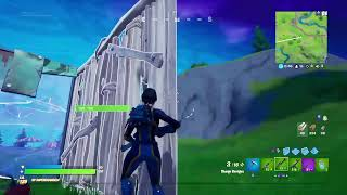 Fortnite im learning to play