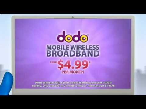 Dodo Mobile Wireless Broadband