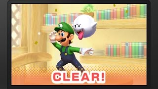 Picross 3D Round 2 - Luigi Playthrough [3DS]