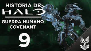 Halo: La historia del Inicio de la Guerra Humano - Covenant - Parte 9