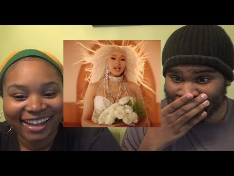 CARDI B - BE CAERFUL M/V (NOW THIS IS A GOOD VISUAL) - REACTION