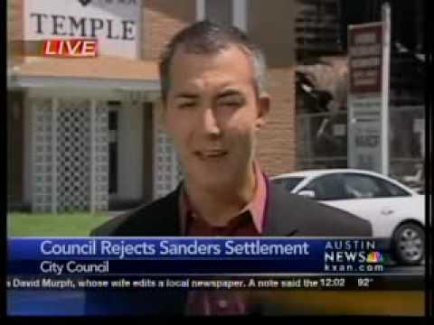 Council rejects Sanders settlement
