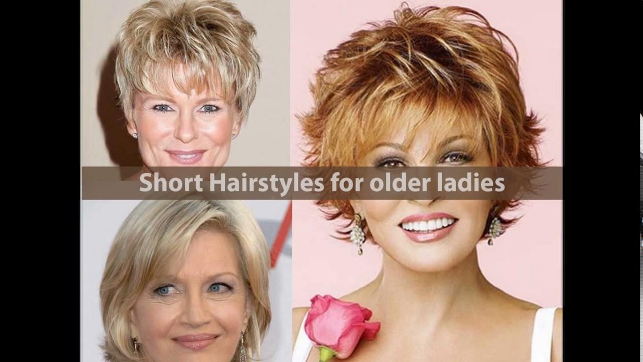 Short Layered Wispy Haircuts Youtube