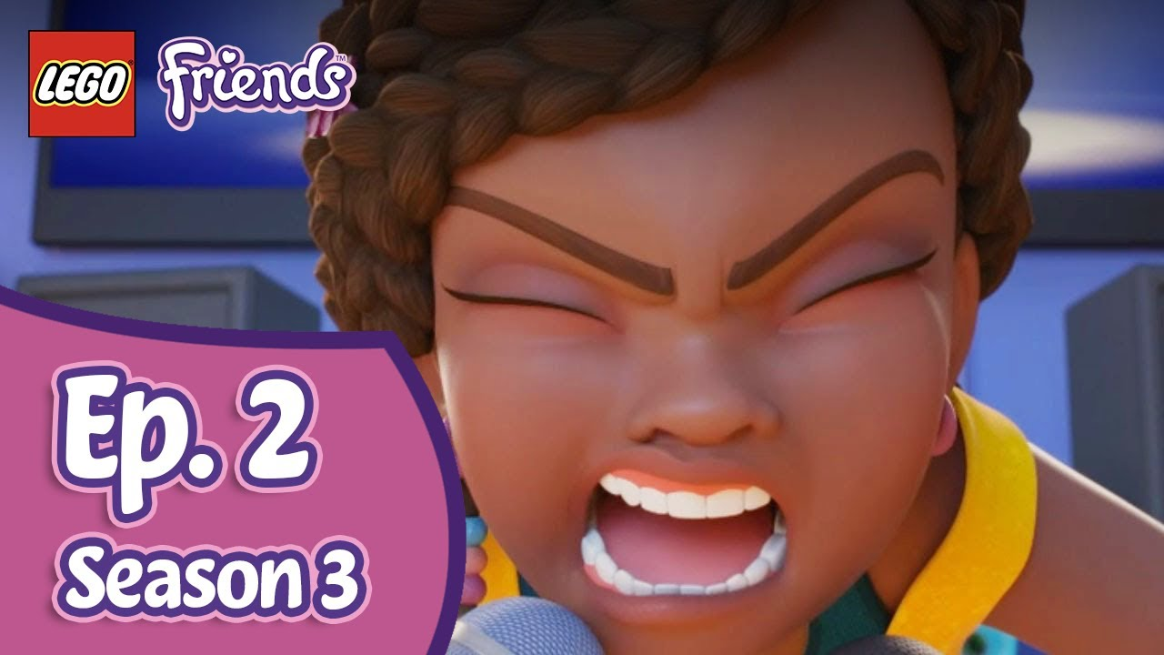 Download Friends: Girls on a Mission |LEGO® Full Episodes| Episode 2:House Guest