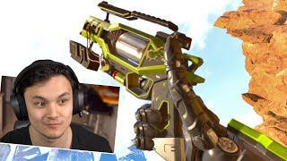 """The FREE """"Pay to Win"""" Wingman Skin, it's Pretty Good! - Apex Legends"""