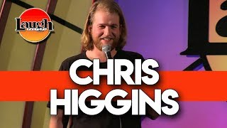 Chris Higgins | Llama Drama | Laugh Factory Chicago Stand Up Comedy