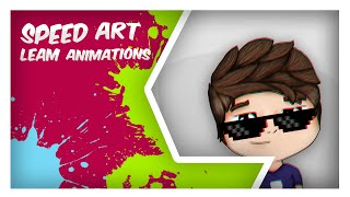 Speed Art - LeaM Animations