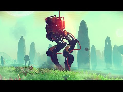 No Man's Sky: Unlocked's Take on Hello Games' Space Adventure - IGN Plays Live