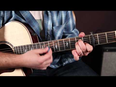 Iron & Wine Flightless Bird, American Mouth   Easy Beginner Acoustic Songs for Guitar, Lesson