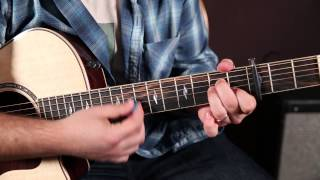 """Iron & Wine """"Flightless Bird, American Mouth"""" -  Easy Beginner Acoustic Songs for Guitar, Lesson Mp3"""