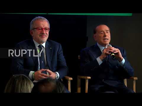 Italy: Berlusconi slams 'inefficient' Italian state, supports regional autonomy in Italy