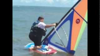 The  windsurf crash compilation
