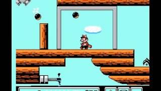 Super Mario Bros 3 - Super Mario Bros. 3 (Worlds 1 and 2) - User video