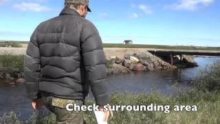 Water Quality Monitoring in Arviat, Nunavut