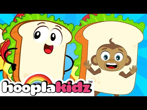 what's-in-your-sandwich-song-+-more-nursery-rhymes-&-kids-songs---hooplakidz