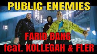 """FARID BANG feat. KOLLEGAH & FLER - """"PUBLIC ENEMIES"""" I REACTION/ONE.TAKE.ANALYSE"""